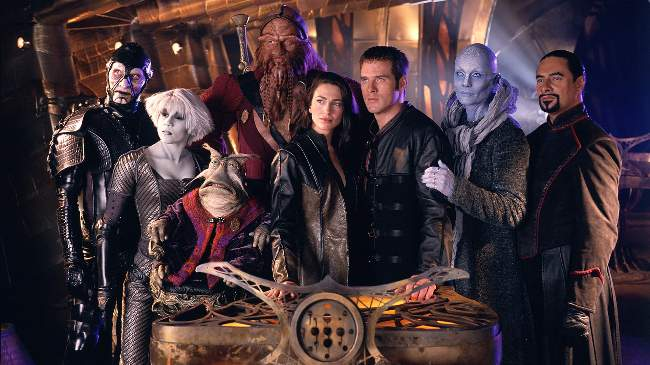 Farscape Quotes Sci Fi Channel And Nine Network