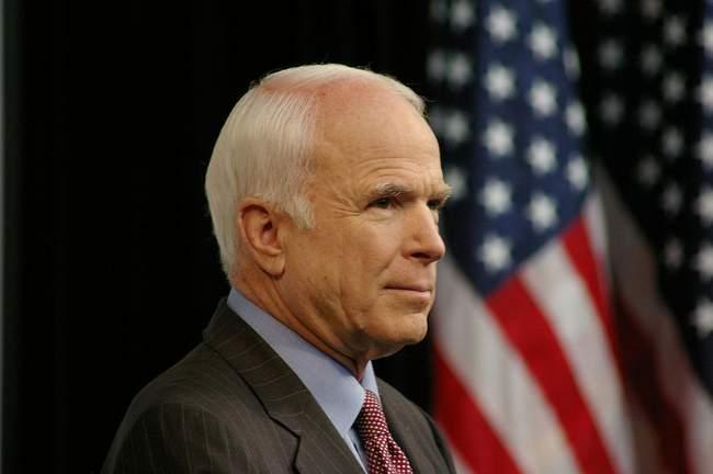 John McCain As 2008 Presidental Candidate Essay Sample
