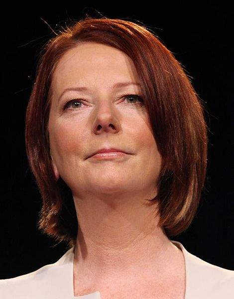 Julia Gillard Quotes Photo By Troy Constable