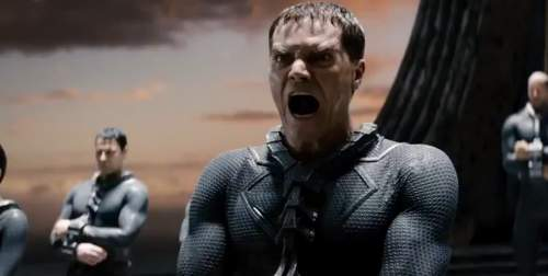 Man Of Steel Film Review General Zod (Michael Shannon) Warner Bros.