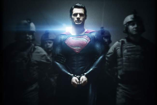 Man Of Steel Film Review Superman (Henry Cavill) Warner Bros.