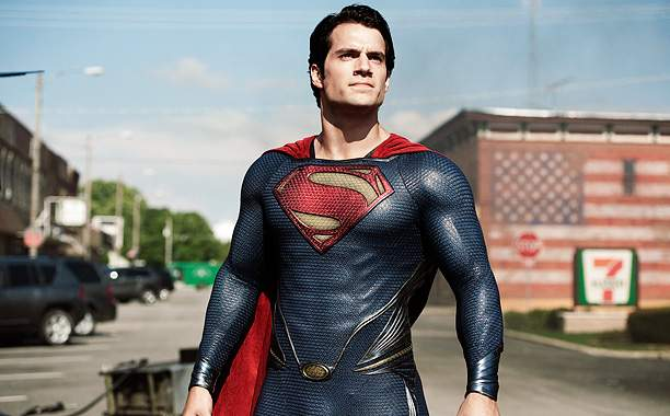 Man Of Steel Film Review Superman (Henry Cavill) Warner Bros