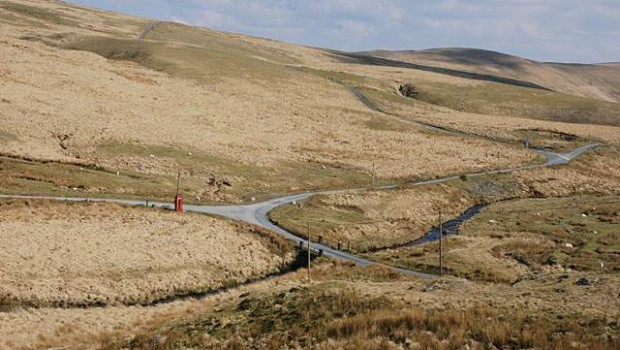 Remote Road Photo By Nigel Brown Creative Commons ShareAlike Licence