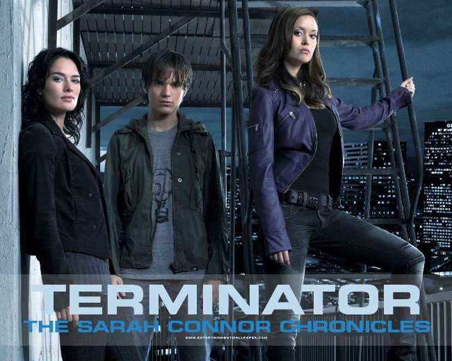 Terminator: The Sarah Connor Chronicles Quotes Fox Television